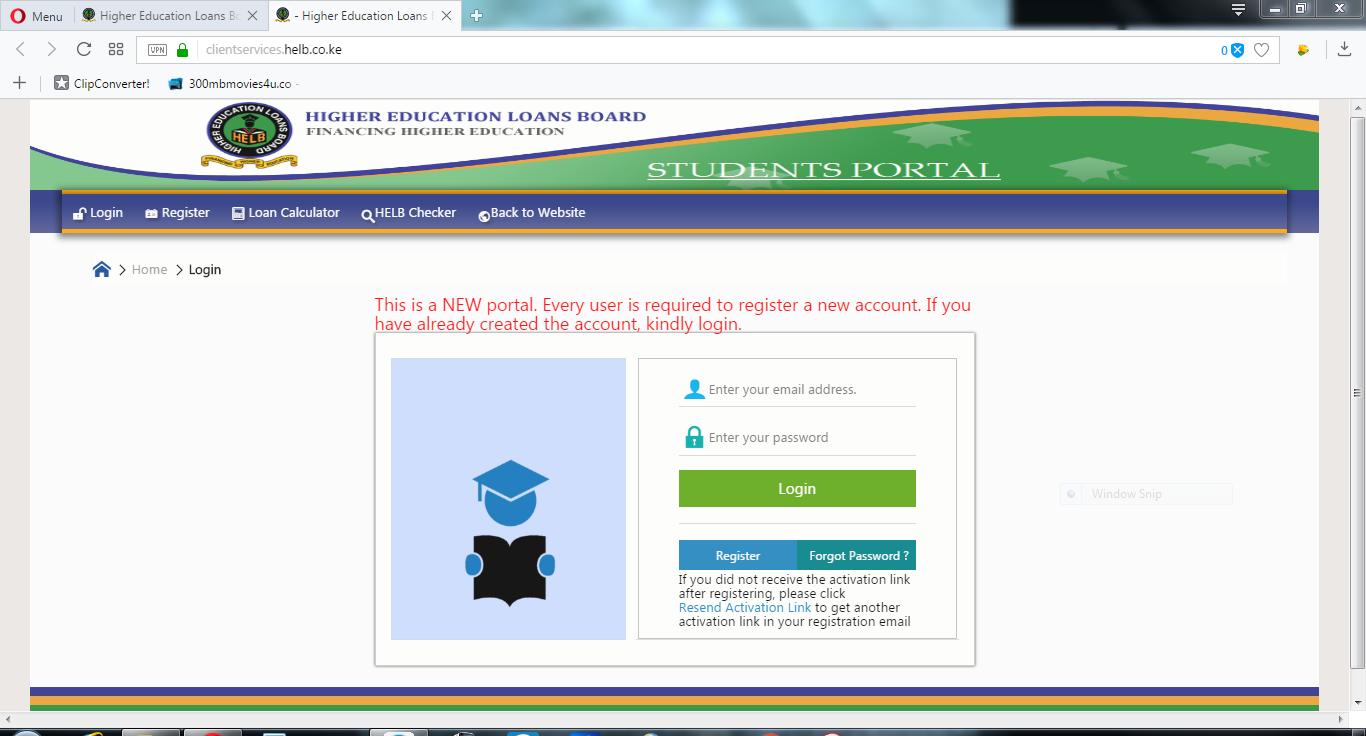 Helb Loan Application Form Pdf