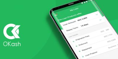 Okash loan app