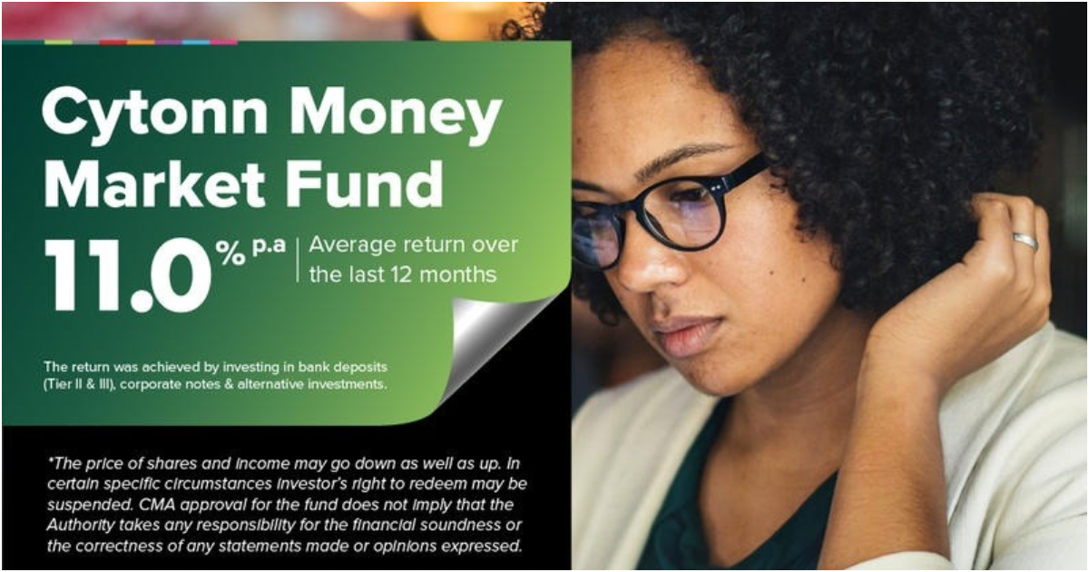 Cytonn money market fund
