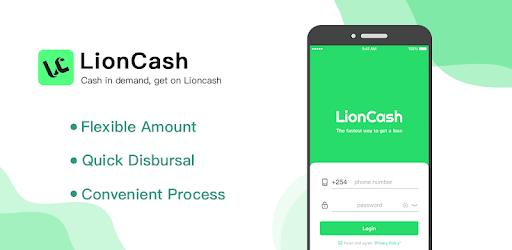 LionCash app