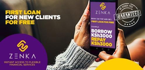 Zenka-loan-app