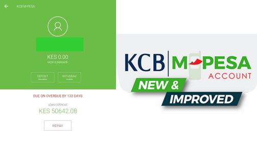 KCB Mpesalate loan repayment1