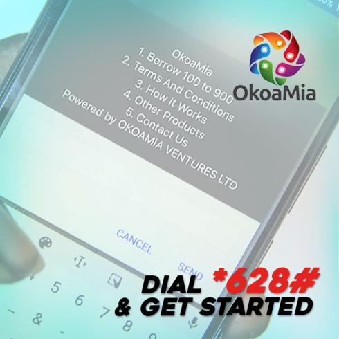 OkoaMia late loan repayment