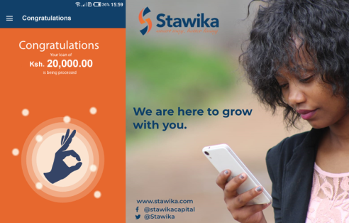 stawika late loan repayment