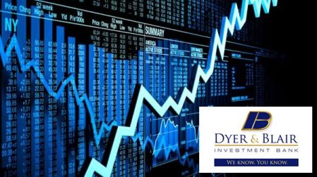 Dyer And Blair stock trading