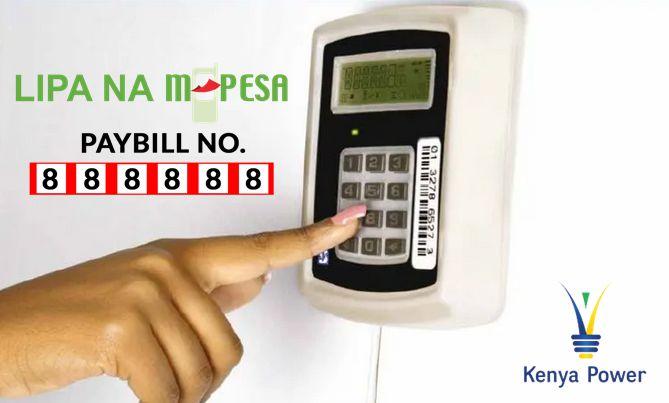 KPLC Paybill number