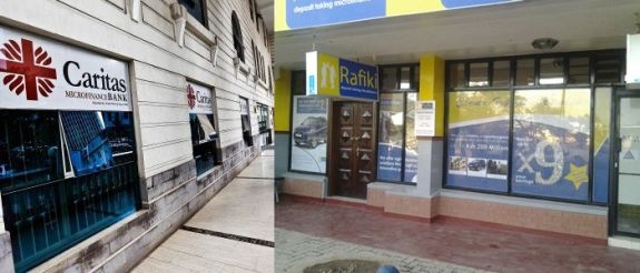CaritasAndRafiki Banks