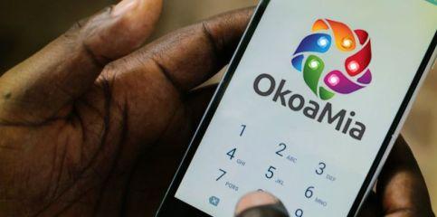 Okoa Mia Loan Application
