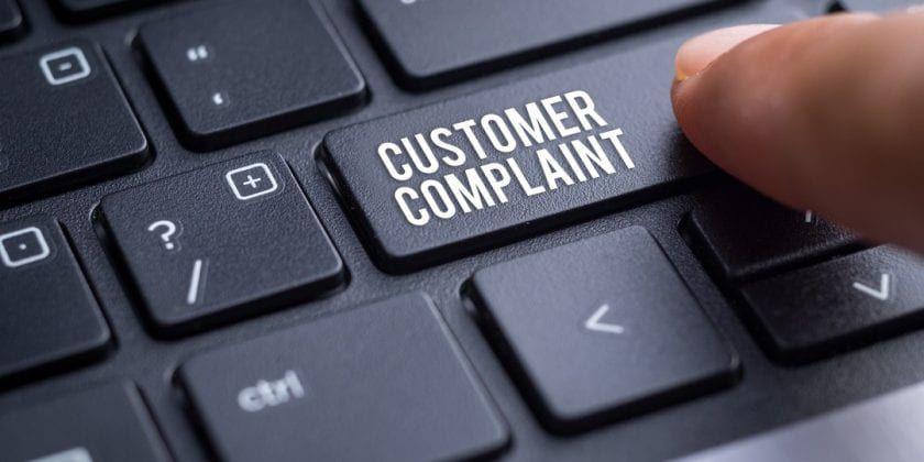 customer compalint